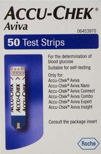 tira reactiva glucosa glucometro